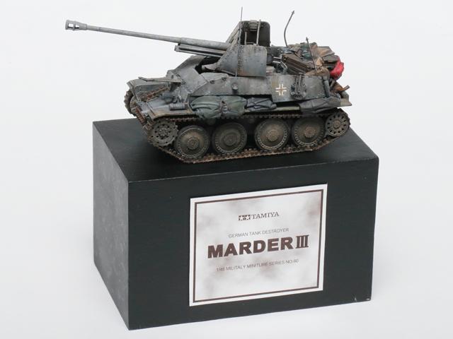 入賞 しぇいきんぐ様 「MARDER III」