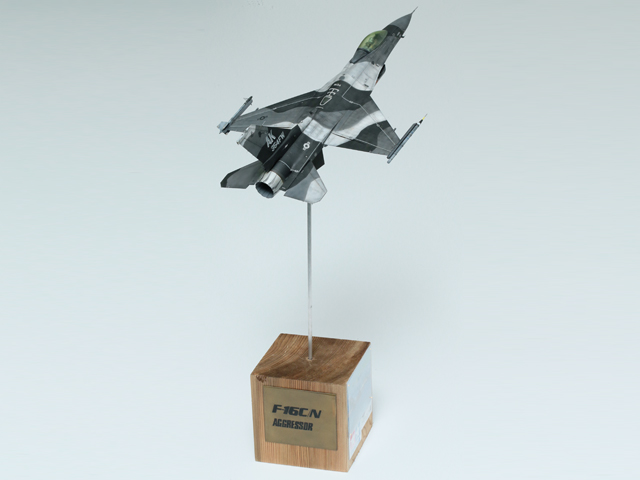 スケールアヴィエーション賞 横山流輝也様 「F-16 Aggressor」