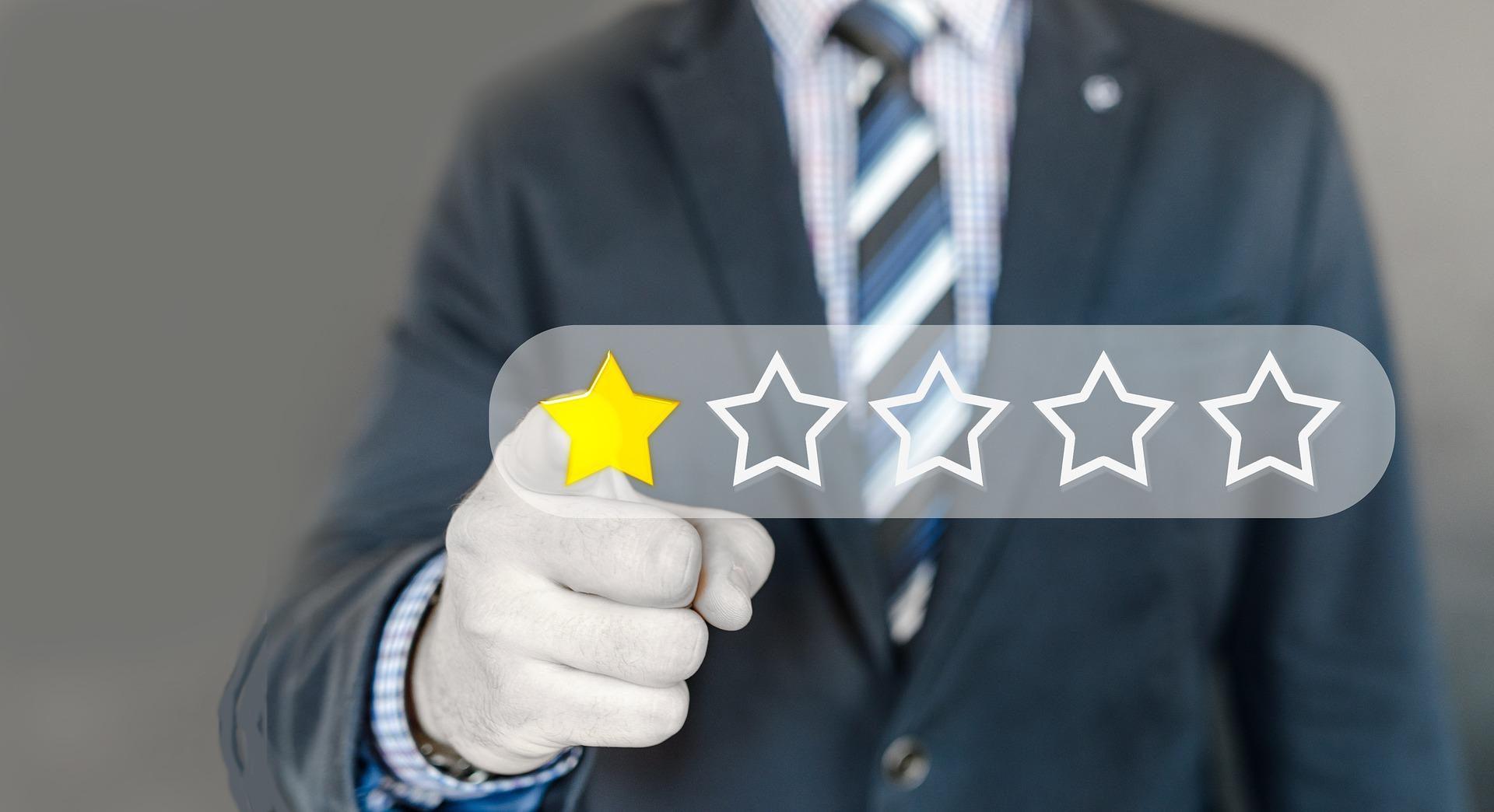 DSB - Eine juristische Person kann keine Löschung einer Bewertung auf einer Internetplattform nach der DSGVO begehren