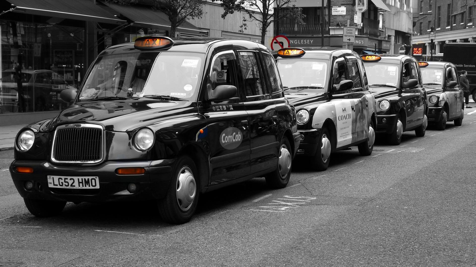 Taxifahren kann datenschutrechtliche Relevanz haben, wenn man den Fahrpreis nicht bezahlt ...