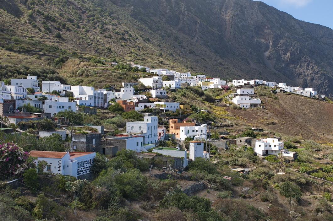 Sabinosa, El Hierro