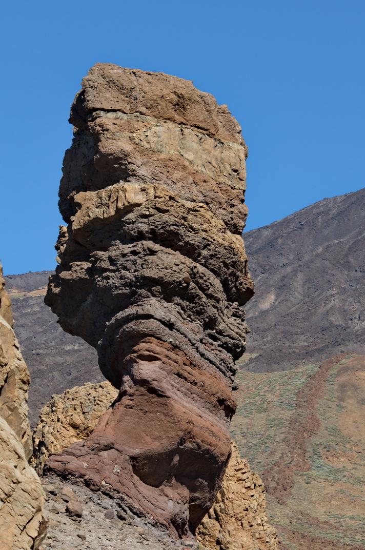 Los Roques, Teide, Tenerife