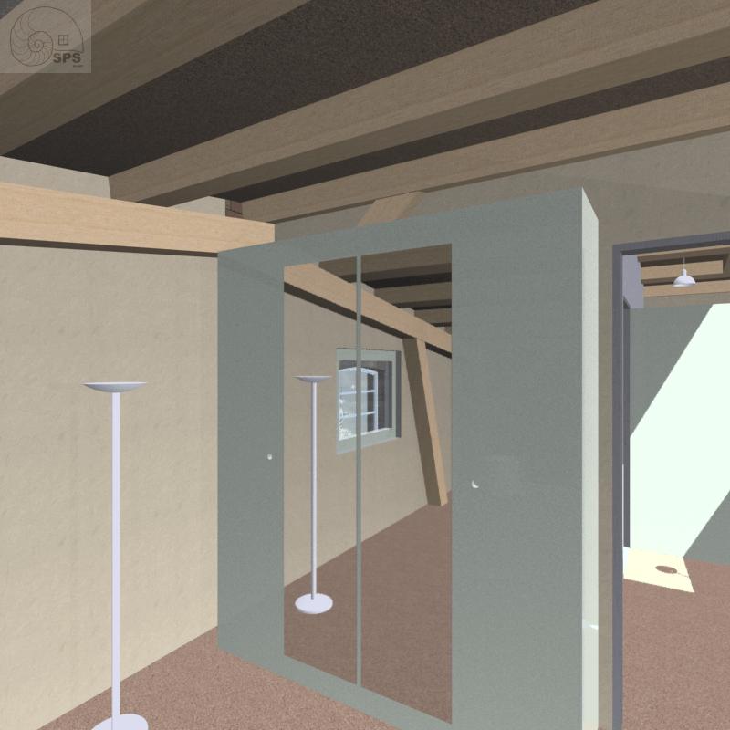 Virtueller Rundgang durch eine Wohnung, Bild 72