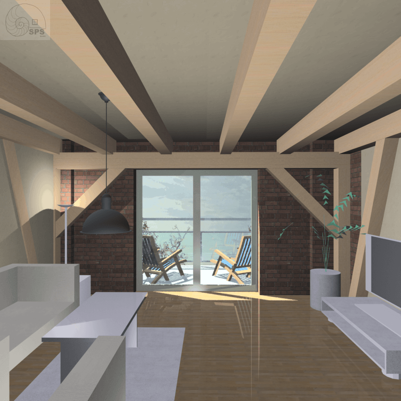 Virtueller Rundgang durch eine Wohnung, Bild 9
