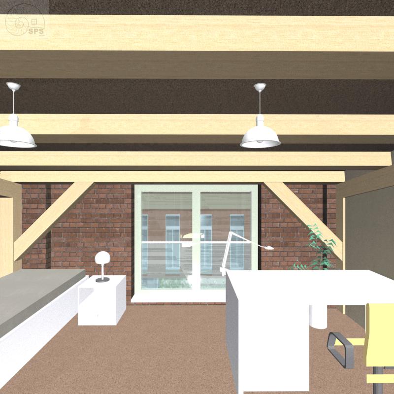 Virtueller Rundgang durch eine Wohnung, Bild 58