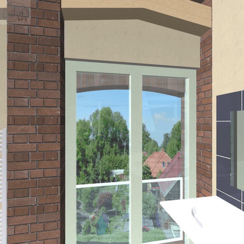 Virtueller Rundgang durch eine Wohnung, Bild 81