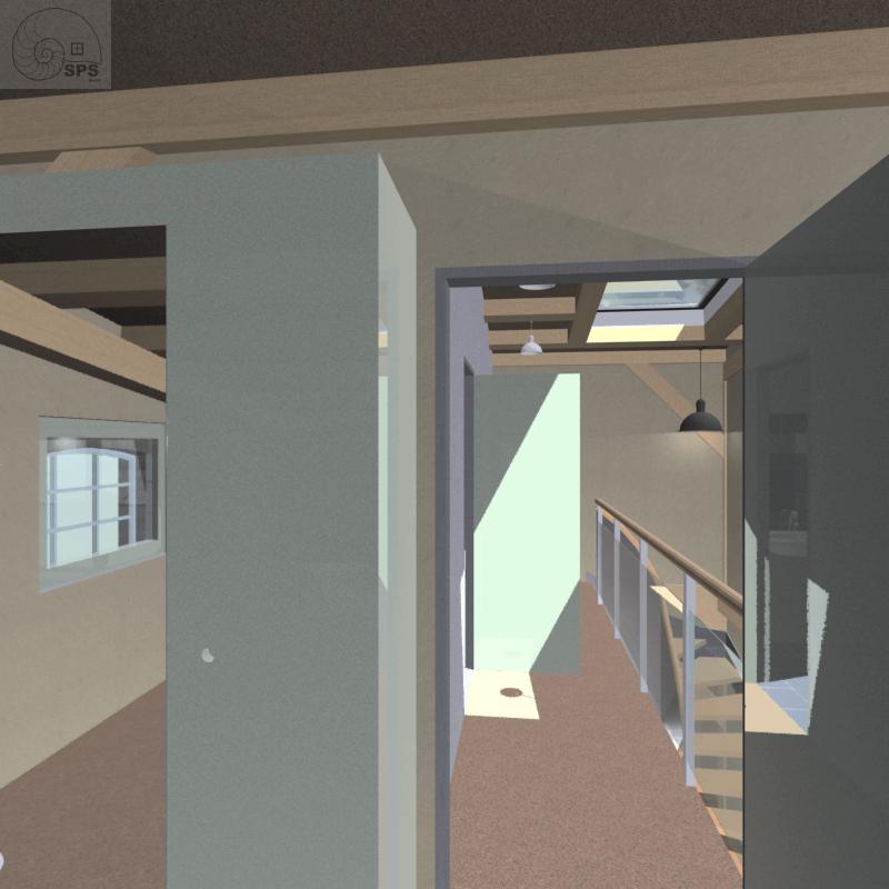 Virtueller Rundgang durch eine Wohnung, Bild 73