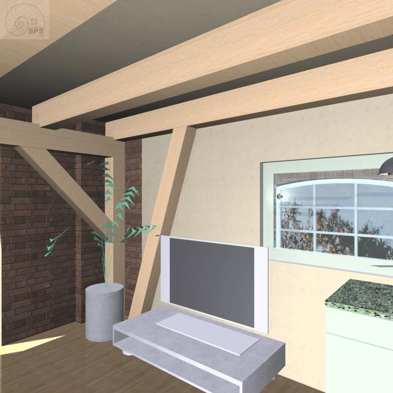 Virtueller Rundgang durch eine Wohnung, Bild 12
