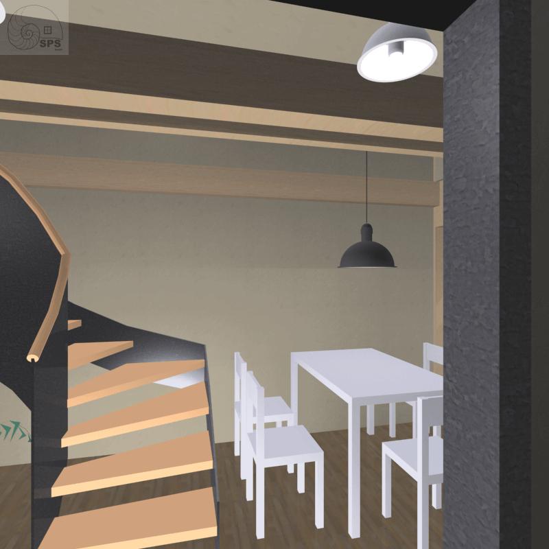Virtueller Rundgang durch eine Wohnung, Bild 3