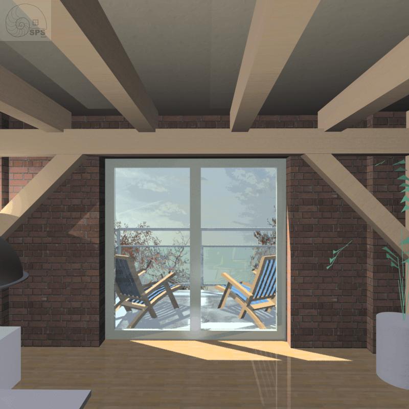 Virtueller Rundgang durch eine Wohnung, Bild 10