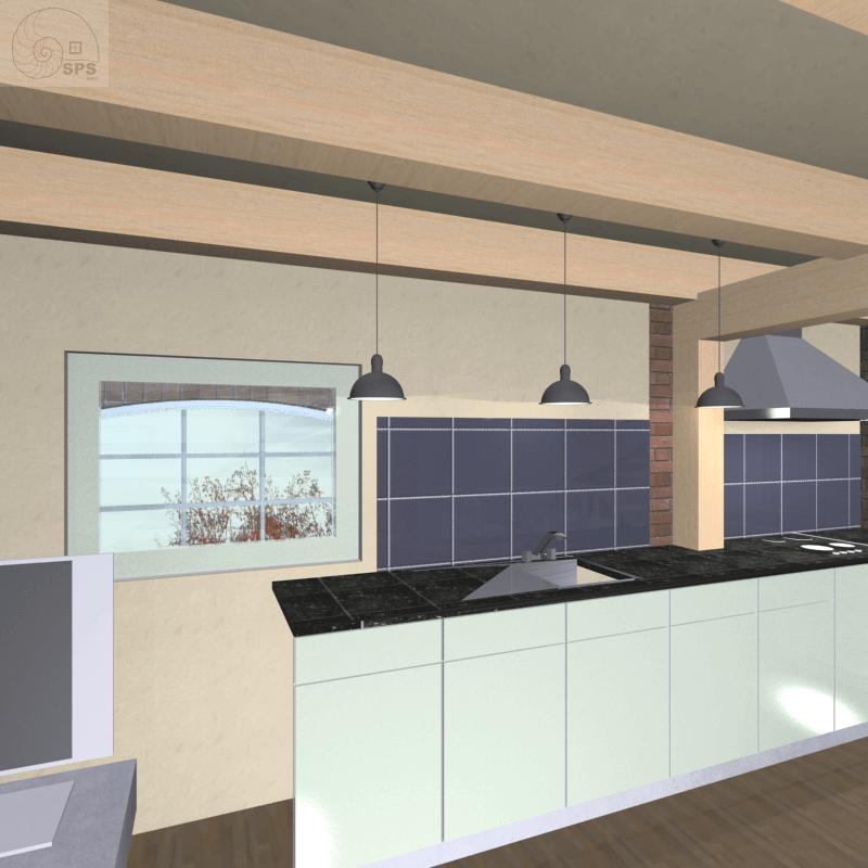 Virtueller Rundgang durch eine Wohnung, Bild 14