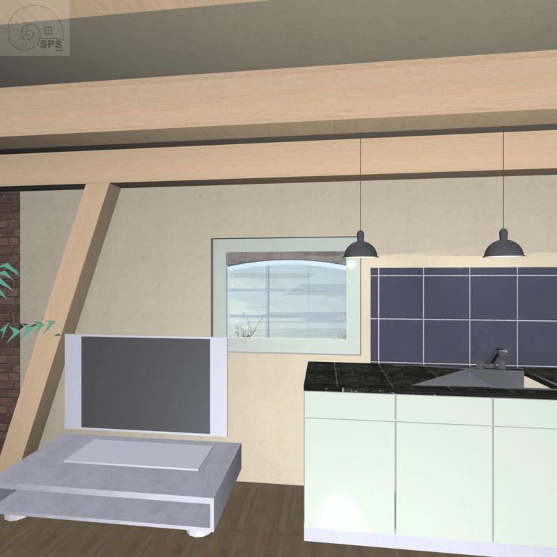 Virtueller Rundgang durch eine Wohnung, Bild 13