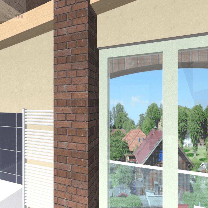 Virtueller Rundgang durch eine Wohnung, Bild 82