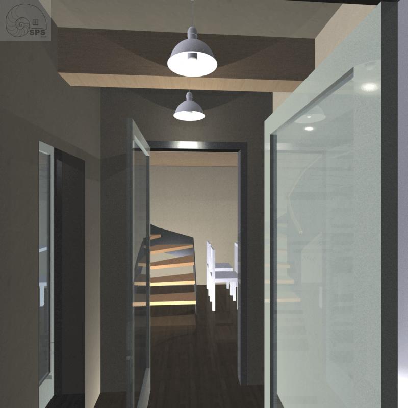 Virtueller Rundgang durch eine Wohnung, Bild 2