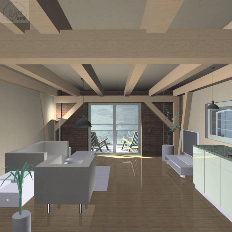 Virtueller Rundgang durch eine Wohnung, Bild 8