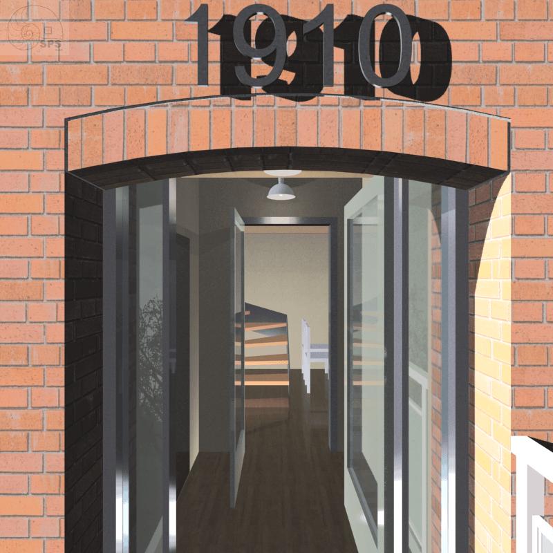 Virtueller Rundgang durch eine Wohnung, Bild 1