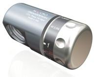 Micro riduttore per bombole co2 con attacco ACME