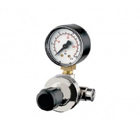 Riduttore pressione per bombole monouso