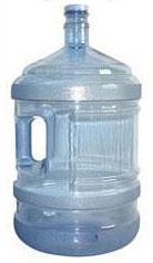 Boccione acqua in policarbonato da 18 lt