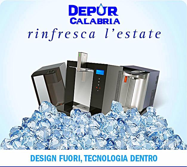 Refrigeratori acqua cosmetal