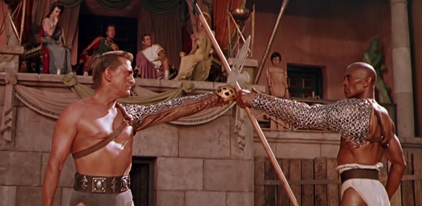 Filme Spartacus inside générique du film - un monde autour de stanley kubrick
