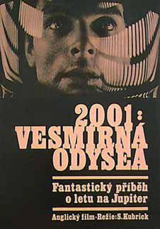 Une affiche tchèque
