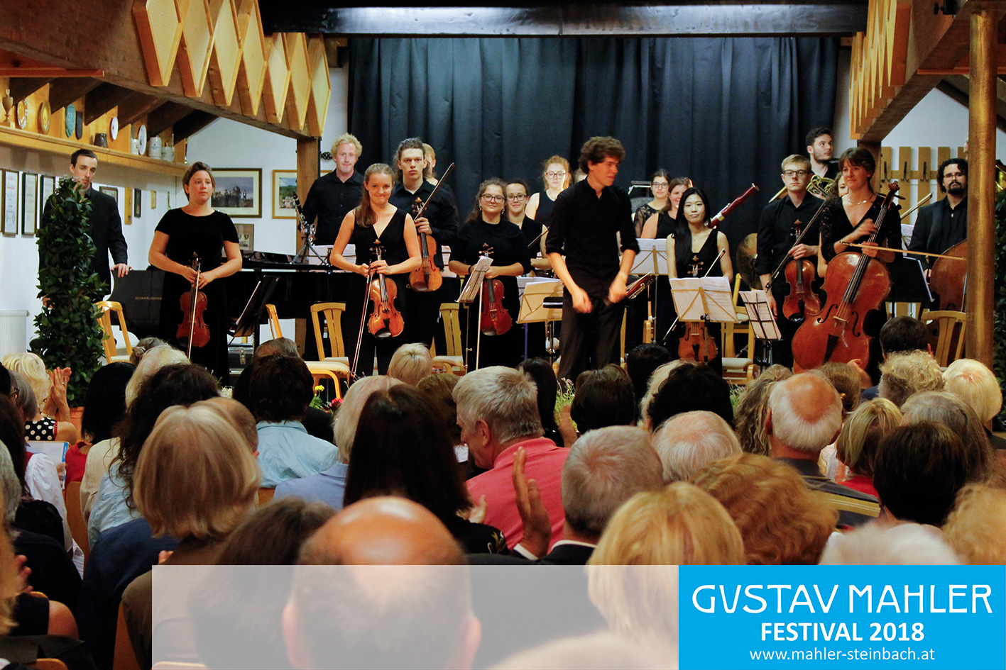 Orchestra for the Earth, Gustav Mahler Festival Steinbach