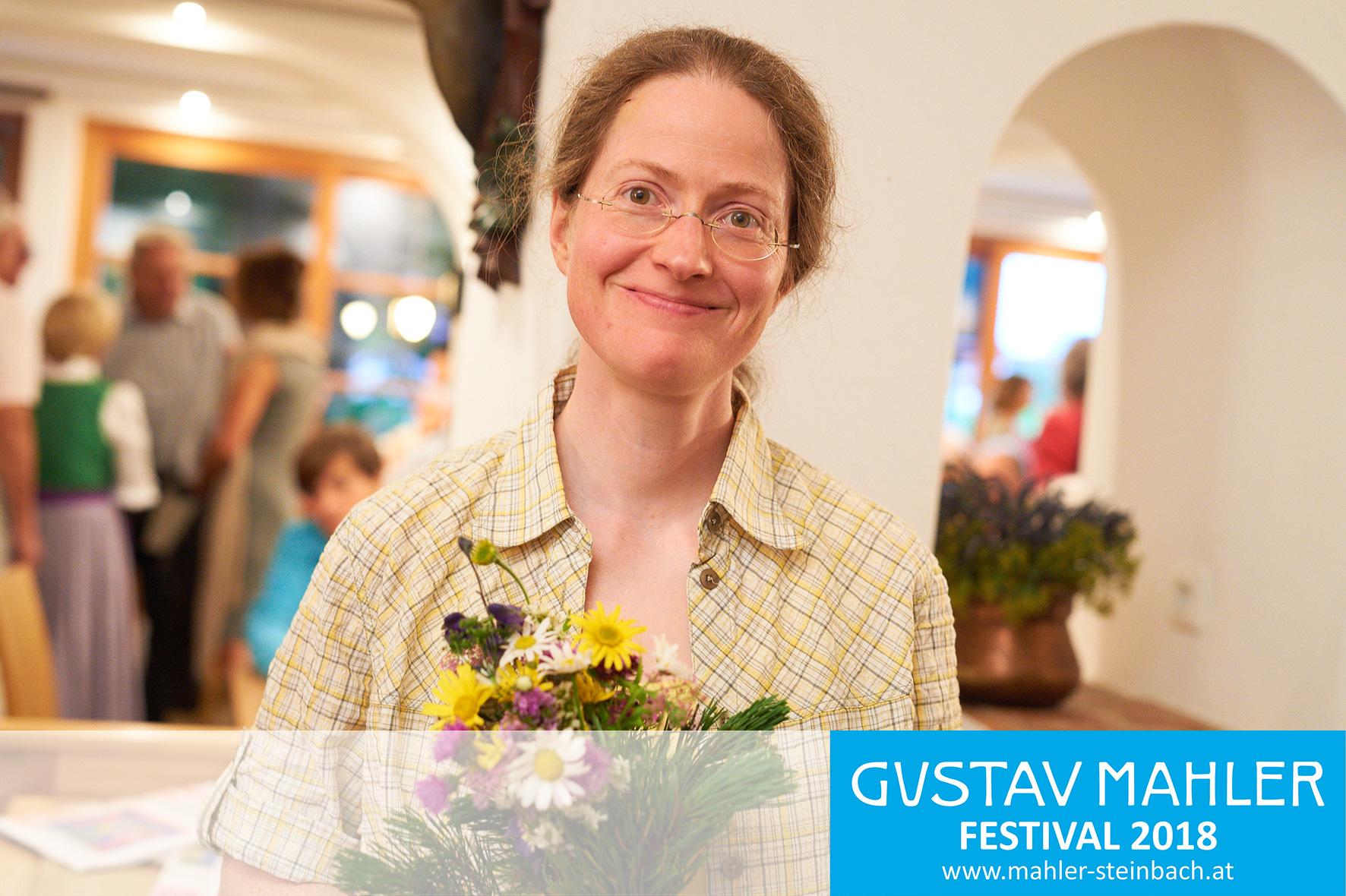 Silja Haller, Mahler in Lied und Wort, 3. Gustav Mahler Festival