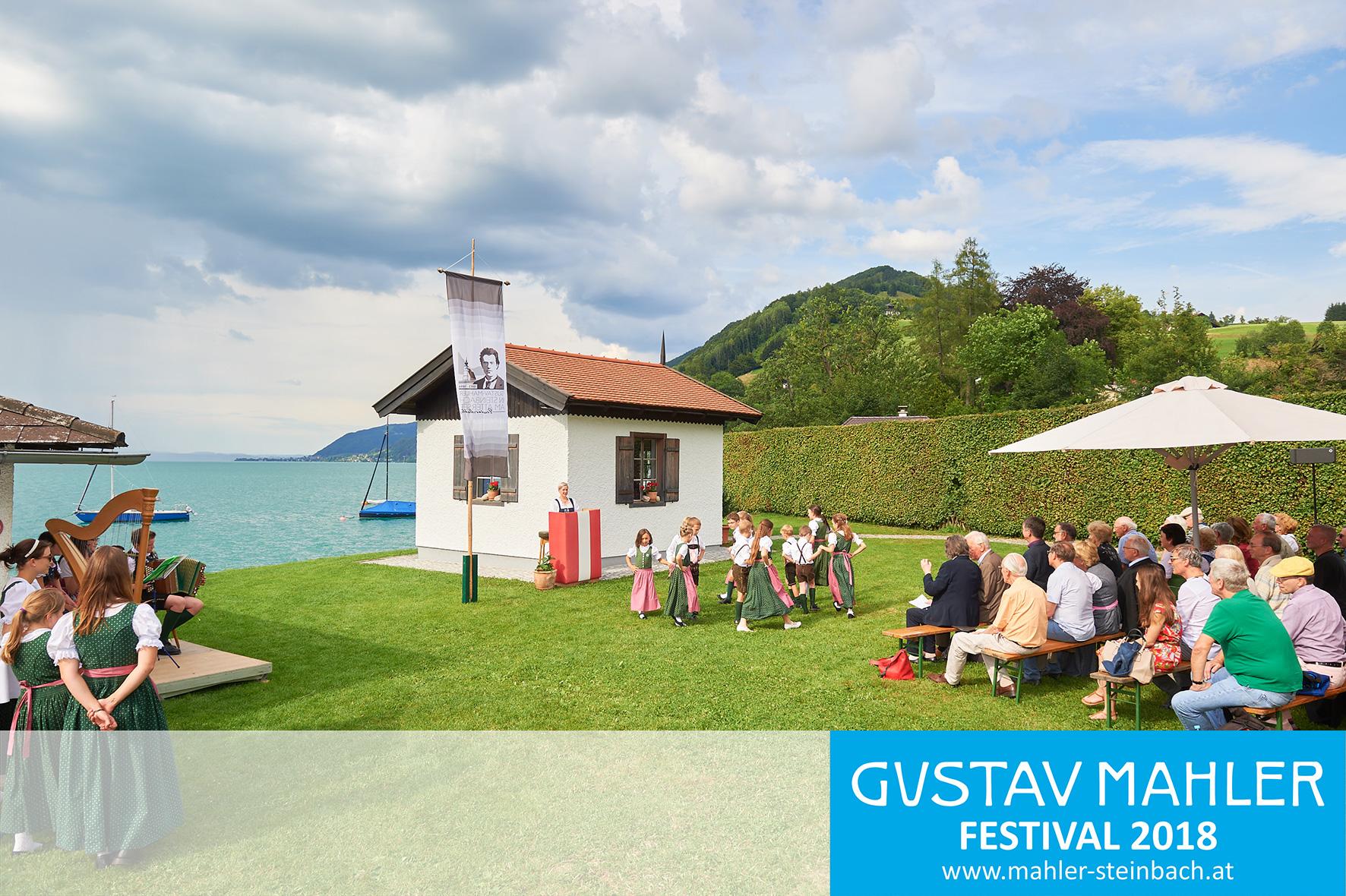 Eröffnung 3. Gustav Mahler Festival Steinbach