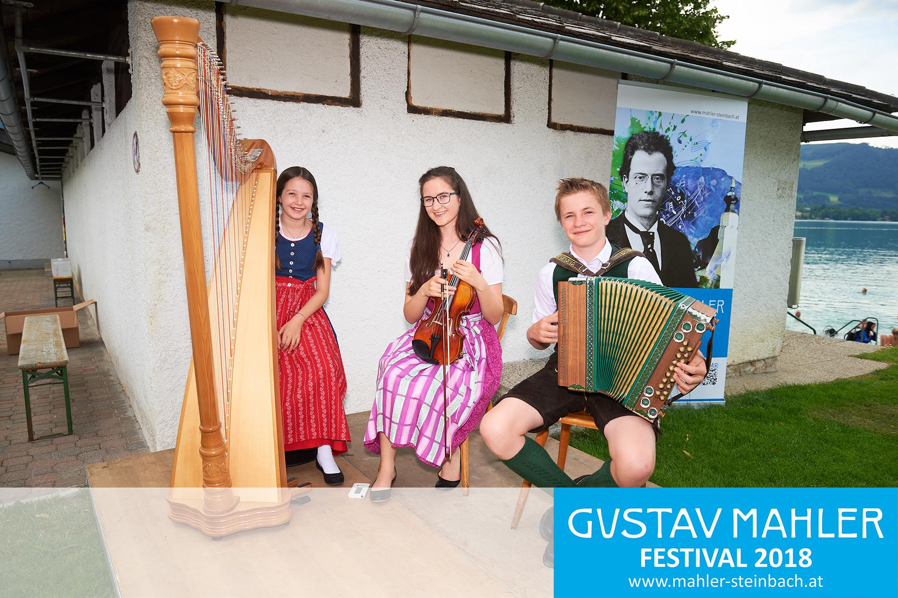 SeeSaitenMusi, 3. Gustav Mahler Festival Steinbach