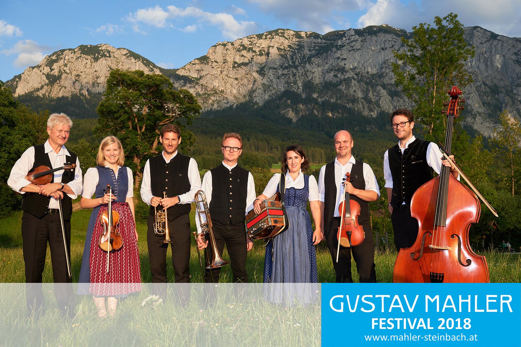 Die Tanzgeiger beim 3. Gustav Mahler Festival in Steinbach