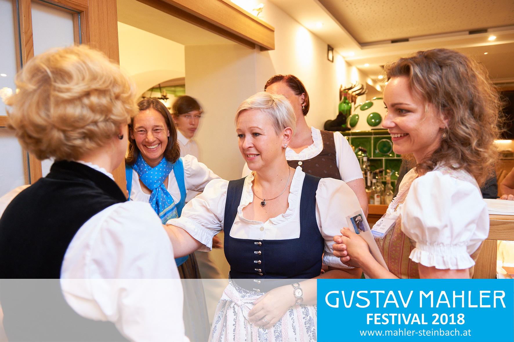 Mahler in Lied und Wort, 3. Gustav Mahler Festival