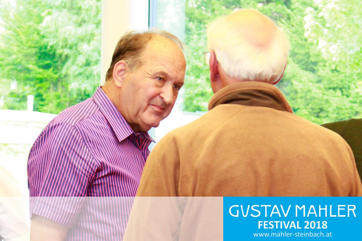 """Impressionen - Ausstellung """"Die Volkskultur als Kunst und Ritual"""", Gustav Mahler Festival"""