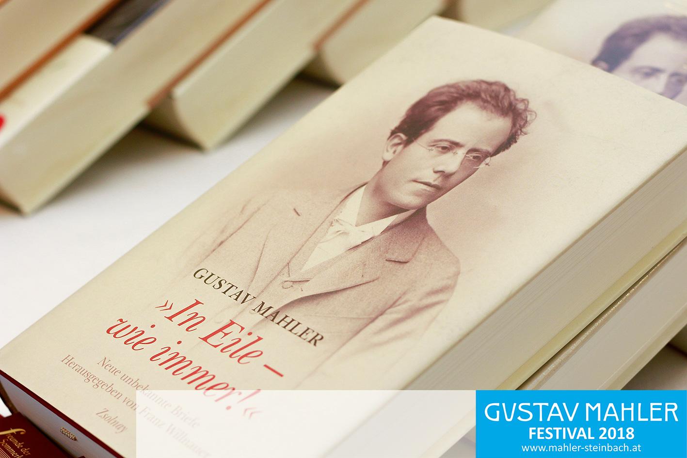 """""""Mahler und Oberösterreich"""", 3. Gustav Mahler Festival Steinbach"""