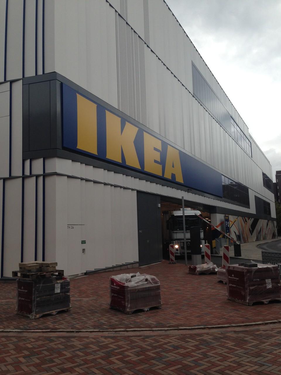 IKEA Altona Hamburg