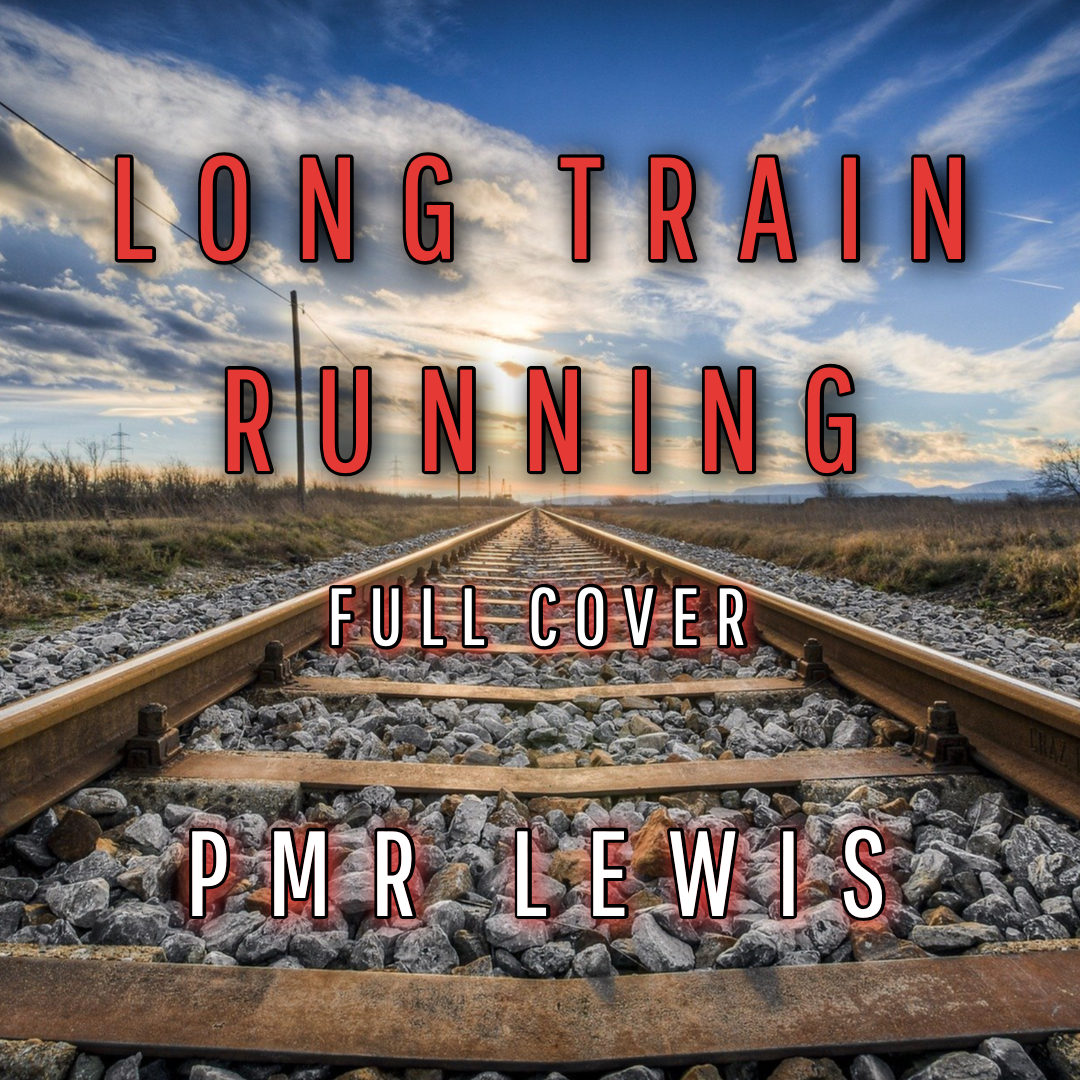 "Cover ""Long train running - PMR Lewis""のメイキング映像をUPしました。"