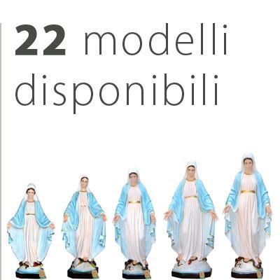 Statua Madonna Miracolosa - Catalogo statue