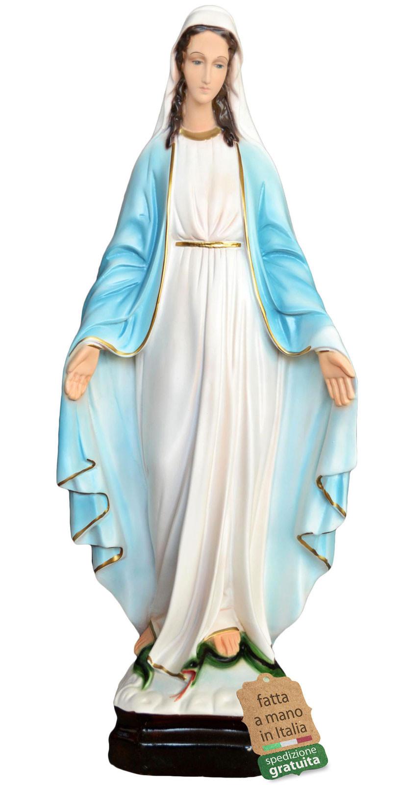 statua Madonna Miracolosa per giardino