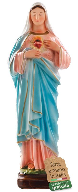 statuette Sacro Cuore di Maria