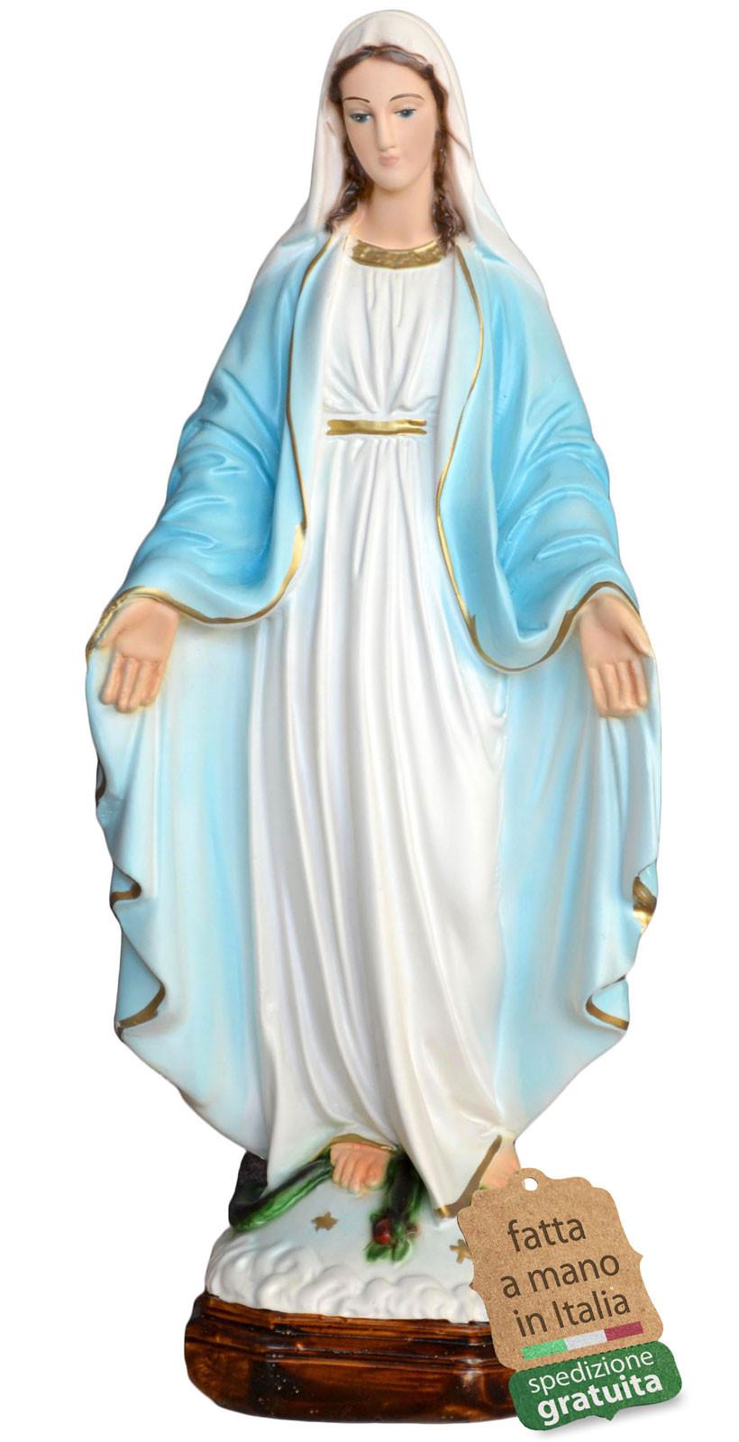 statua madonna miracolosa vendita