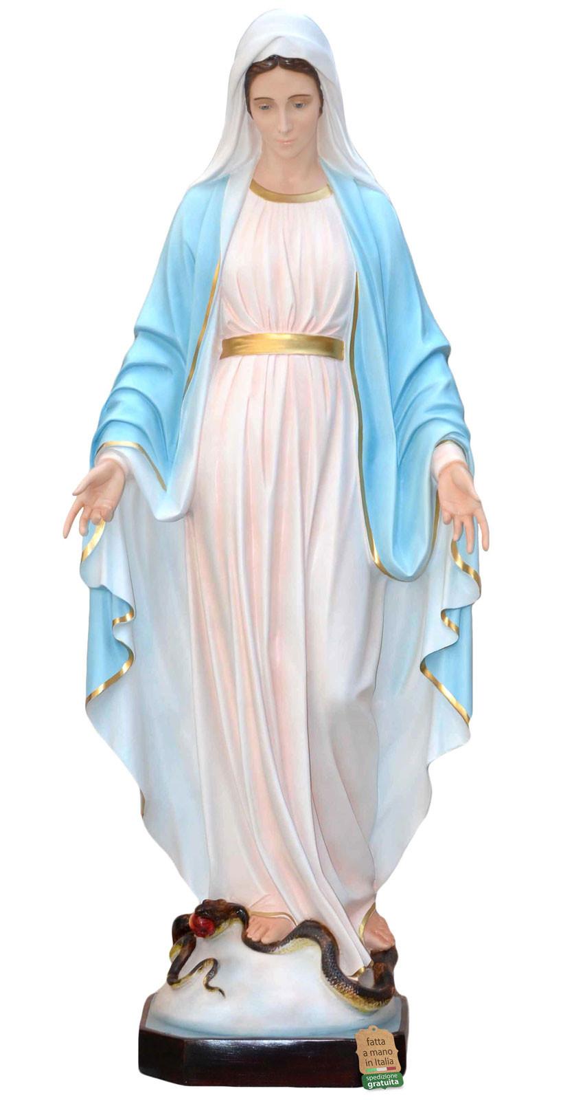 Statua Madonna di Thialjina