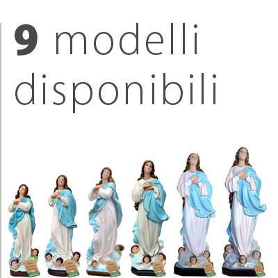 Statua Madonna Assunta del Murillo - Catalogo statue