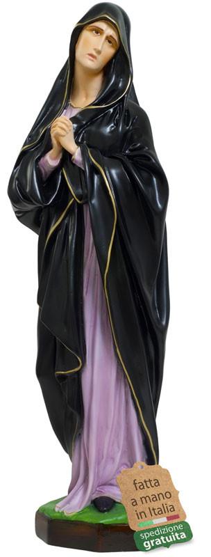 Statuetta Madonna Addolorata