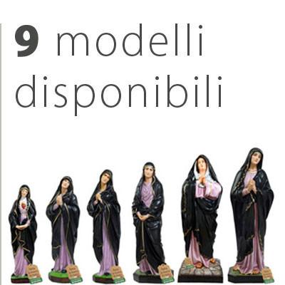 Statua Madonna Addolorata - Catalogo statue