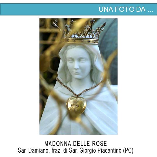 Madonna delle Rose - San Damiano, fraz. di San Giorgio Piacentino (PC)