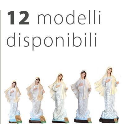 Statua Madonna di Medjugorje - Catalogo statue