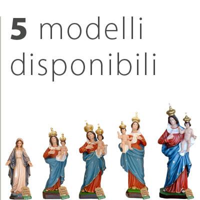 Statua Madonna delle Grazie - Catalogo statue