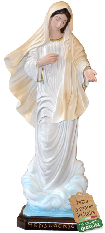 Statua Madonna di Medjugorje vendita