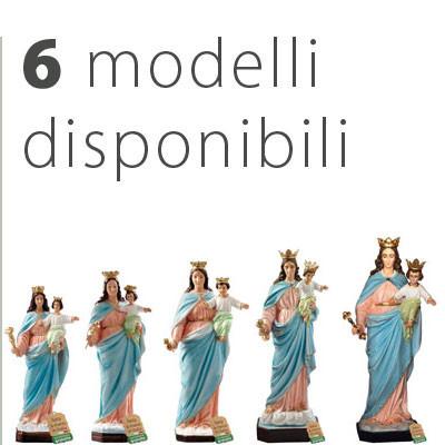 Statua Maria Ausiliatrice - Catalogo statue