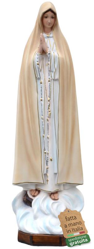 Statua Madonna di Fatima resina